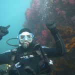 Thumbs Up Bhushan for this underwater diving adventure!